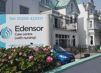 Edensor Care Centre, Clacton-on-Sea, Essex