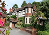 Garth House Care Home with Nursing, Dorking, Surrey
