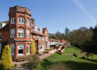 Huntington House and Langham Court, Hindhead, Surrey