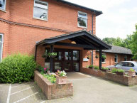 The Red House Residential & Nursing Home, Huntingdon, Cambridgeshire