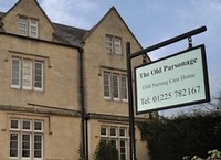 The Old Parsonage Nursing & Care Home, Melksham, Wiltshire