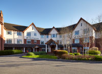 Birchmere Care Home, Solihull, West Midlands