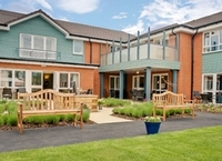 Hagley Place Care Home, Ludlow, Shropshire