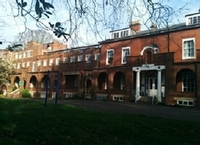 Haunton Hall Nursing Home, Tamworth, Staffordshire