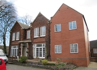 Middlefield House, Gainsborough, Lincolnshire