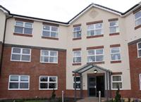 Ashcroft Care Home, Sutton-in-Ashfield, Nottinghamshire