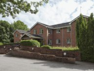Springfield Care Home, Blackburn, Lancashire
