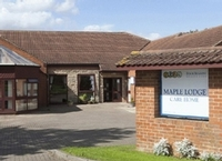 Maple Lodge Care Home, Catterick Garrison, North Yorkshire