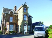 Wepre Villa Care Home, Deeside, Flintshire
