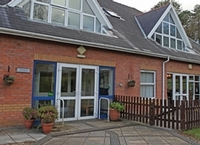 Cwrt Enfys Care Home, Swansea, Powys