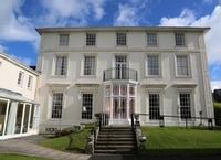 Morgannwg House, Brecon, Powys