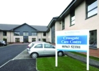 Crossgates Nursing Home, Kilmarnock, Ayrshire