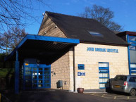 John Munroe Hospital, Leek, Staffordshire