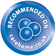 Recommended Carehome.co.uk Stamp