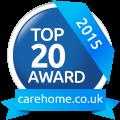 2015 Top 20 Carehome