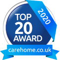 Carehome.co.uk Top 20 rated