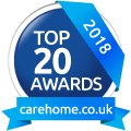 carehome.co.uk Top 20 Care Home Awards 2018